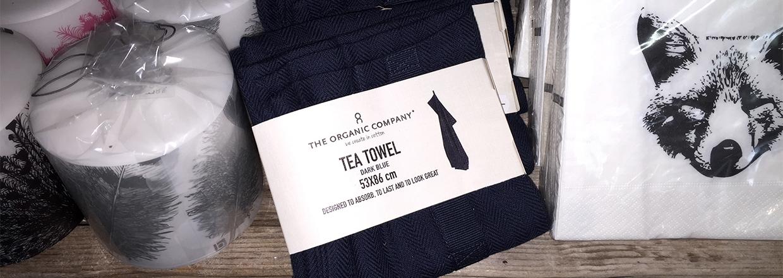 Viskestykker fra The Organic Company